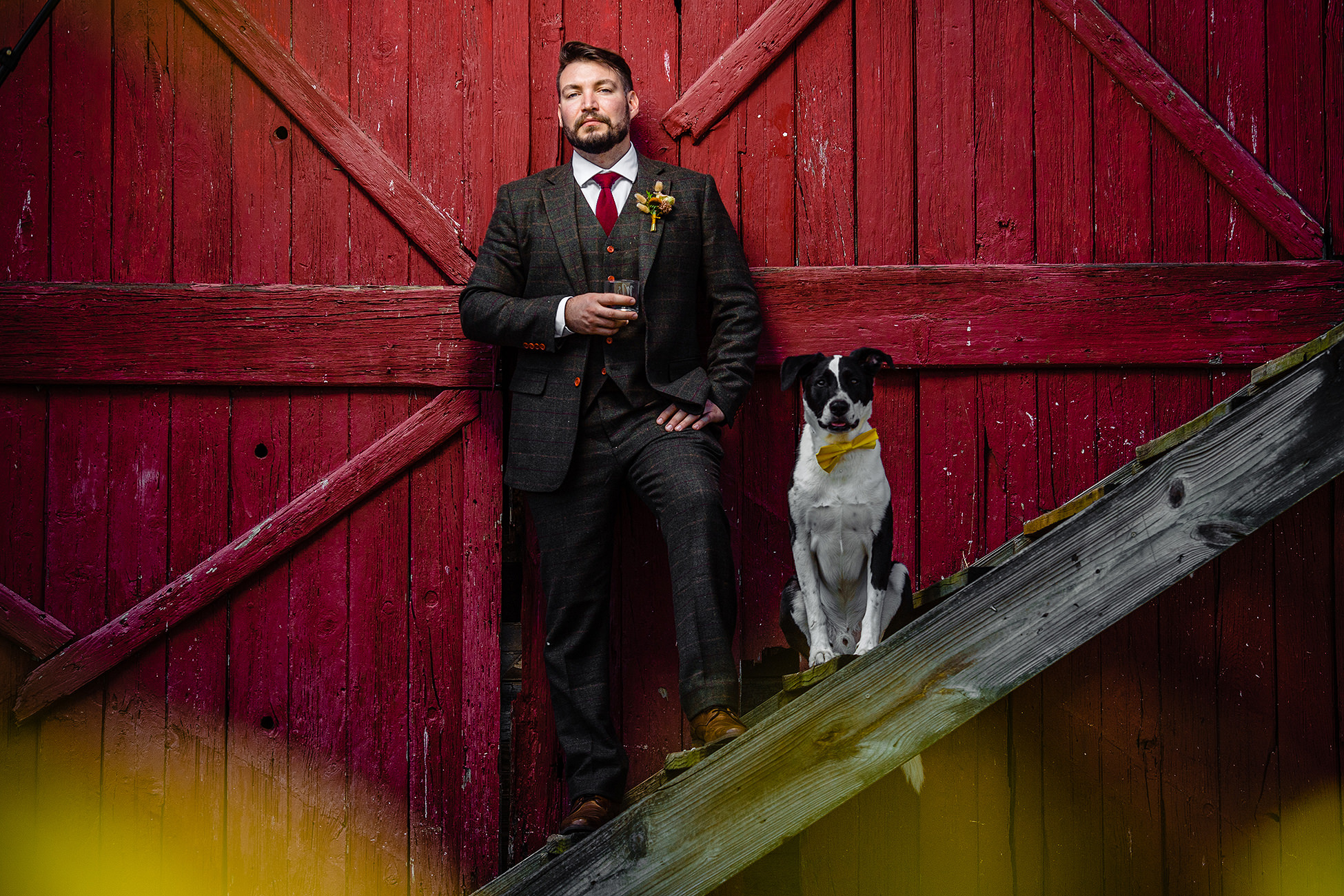 dog-show-jeff-tisman-worlds-best-wedding-photos-groom-and-pup