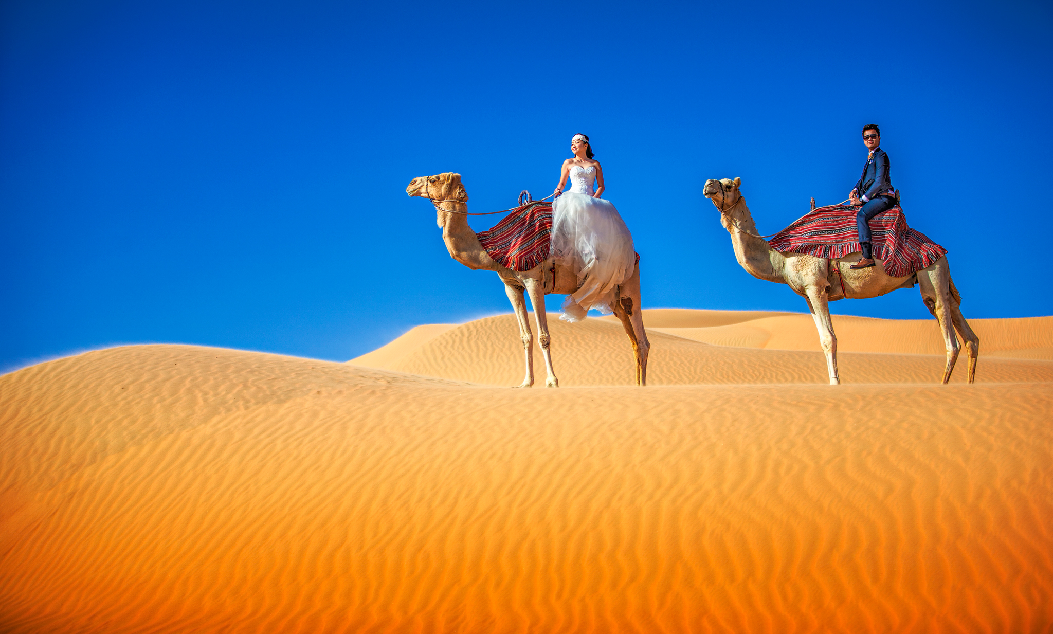 bride-groom-on-camels-photo-by-edwin-tan