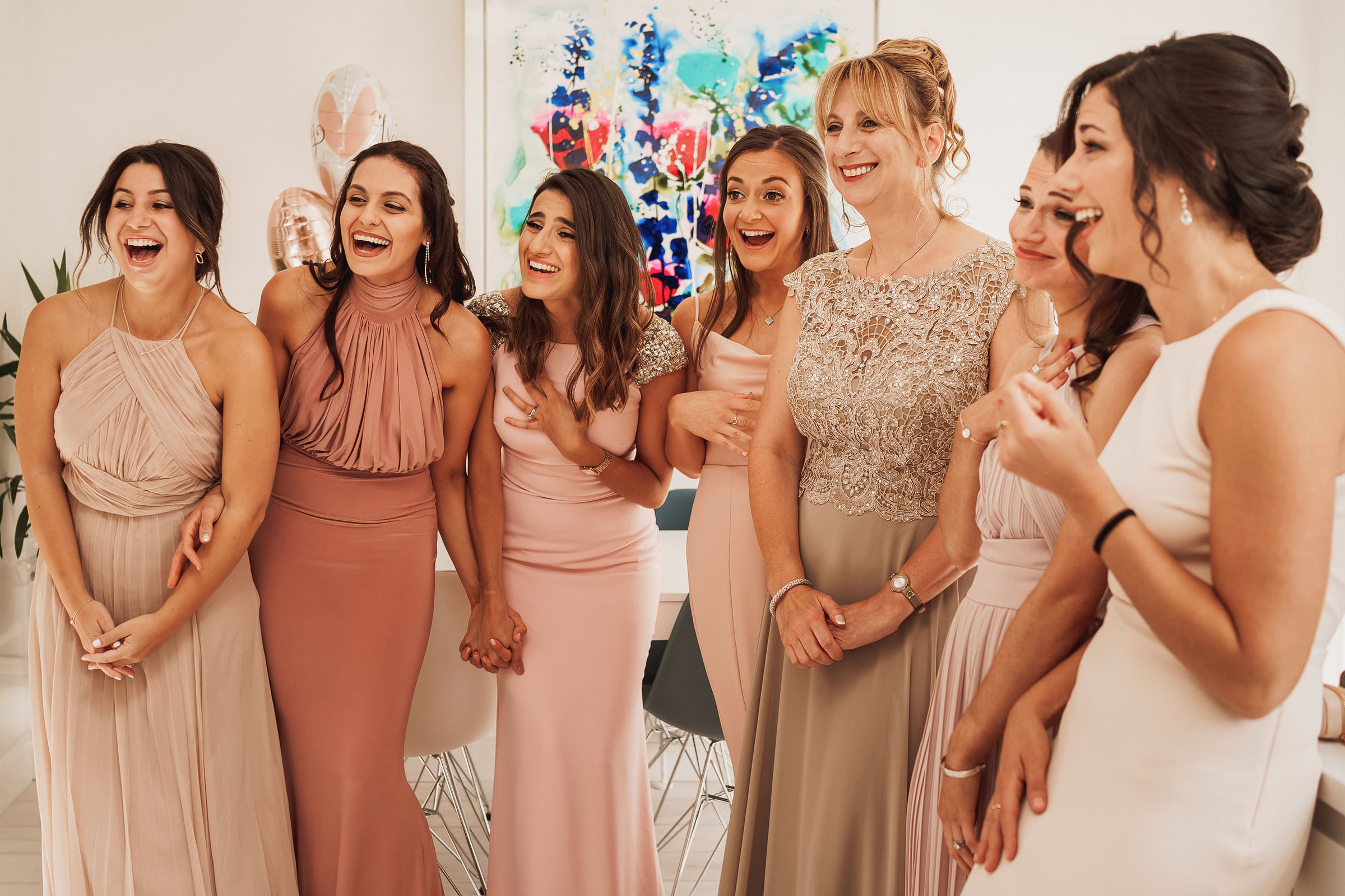 bridal-party-first-look-at-bride-f5-photography
