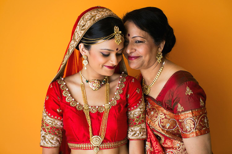 bride-mother-red-gold-lehenga-jewelry-worlds-best-wedding-photos-callaway-gable-los-angeles-wedding-photographers