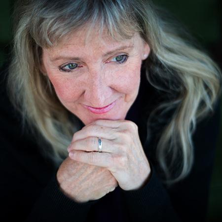 Carol Guzy - photo by Andrea Pritchard
