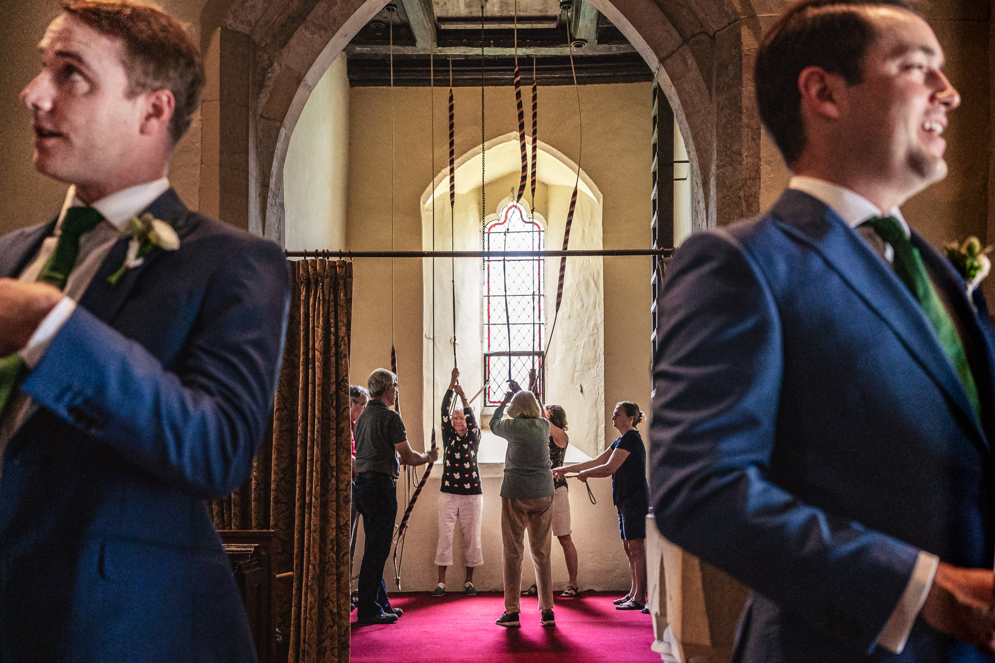 bellringers-at-church-photo-by-andrew-billington-photography
