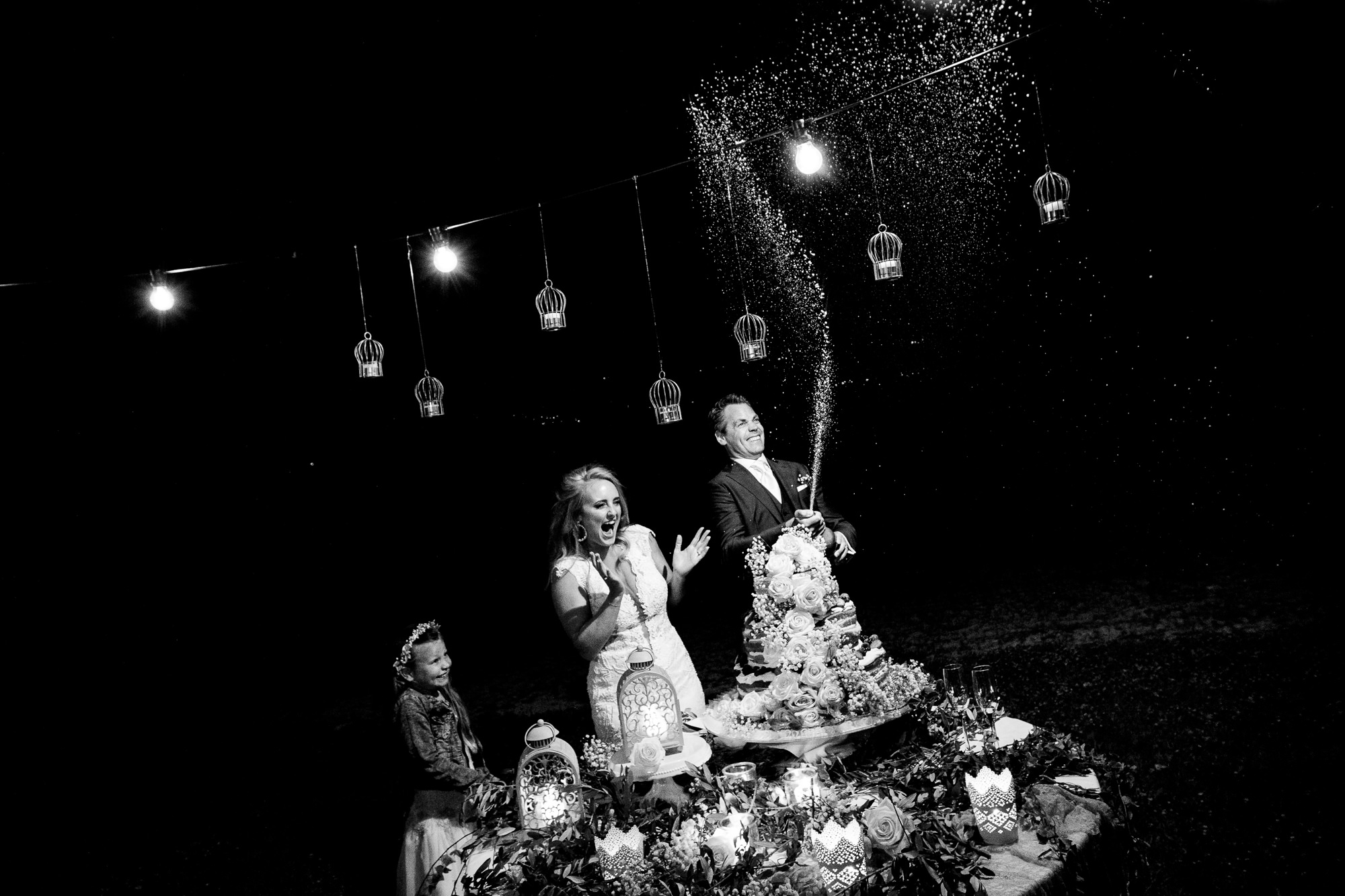 black-and-white-photography-popping-champage-at-reception-worlds-best-wedding-photos-eppel-photography