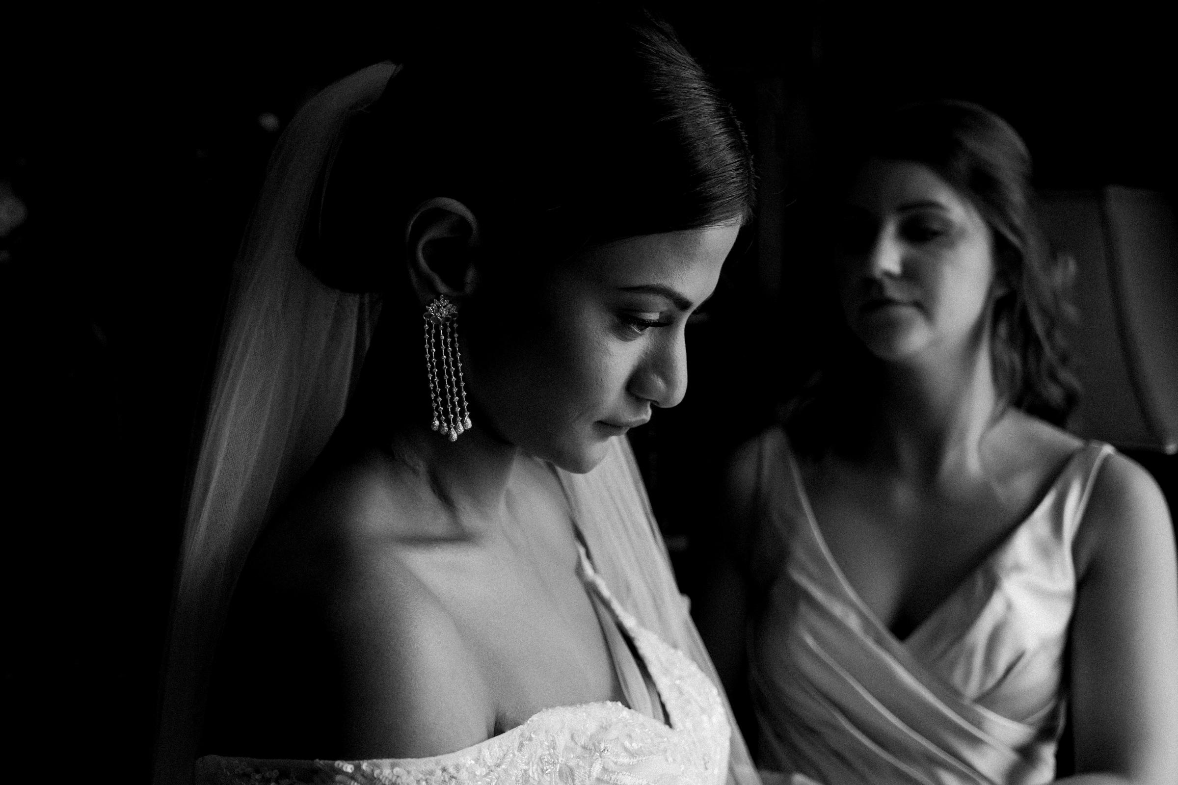 bride-getting-ready-and-thinking-about-her-day-new-orleans-austin-houston-wedding-photo-by-dark-roux
