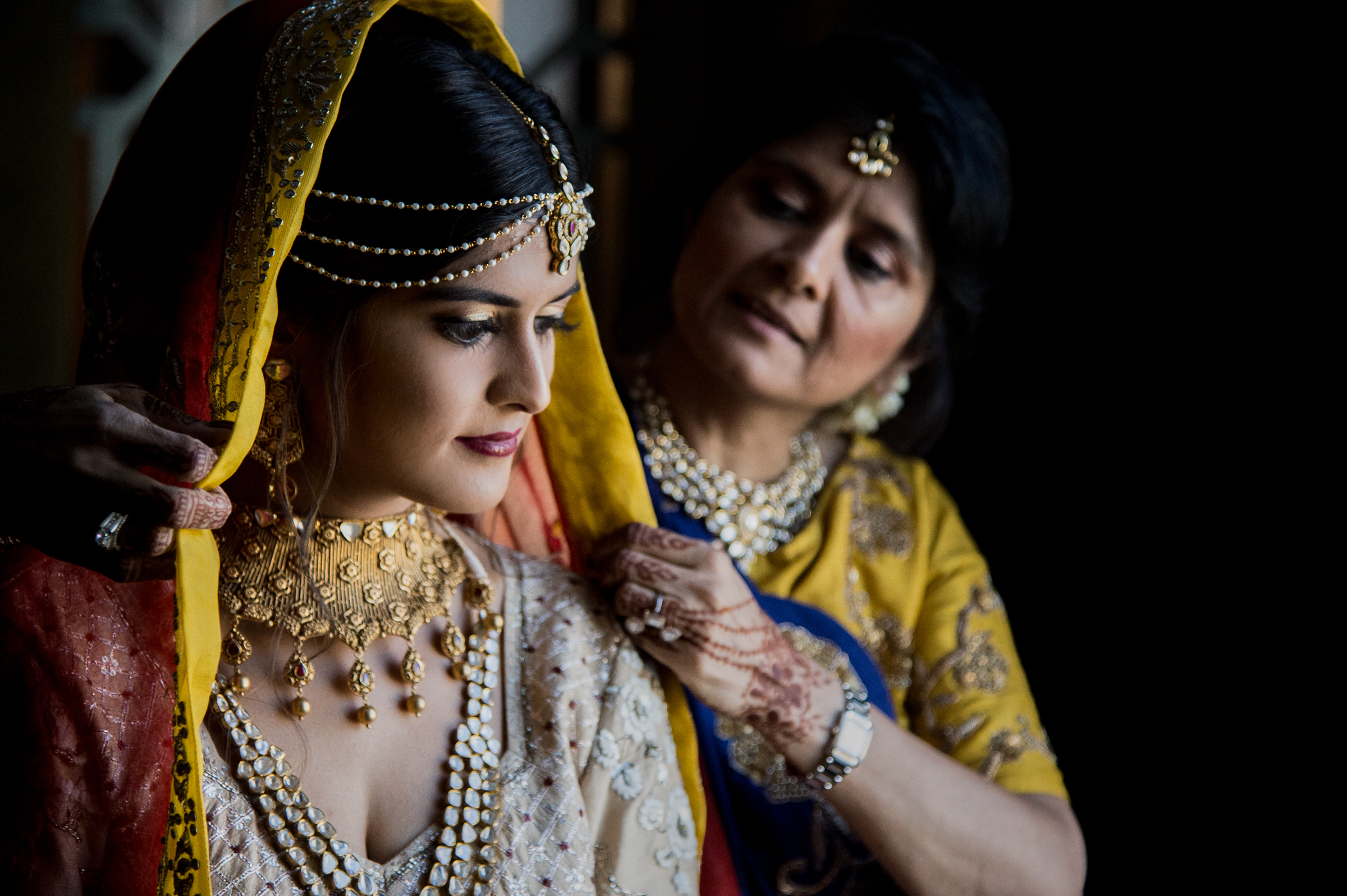 indian-bride-and-mom-by-steve-jane