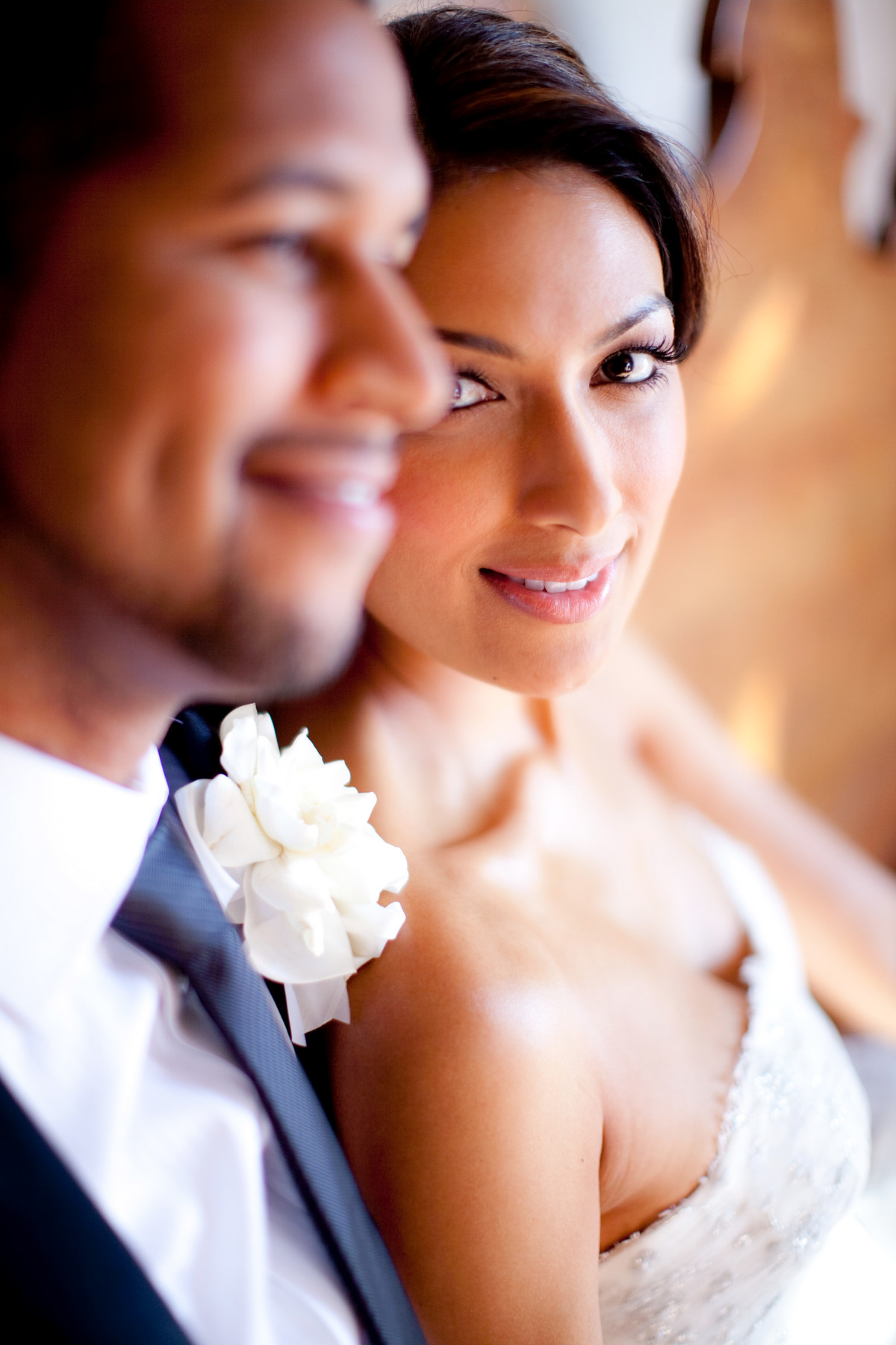 Couple wedding at Pelican Hill Resort by John and Joseph from Los Angeles
