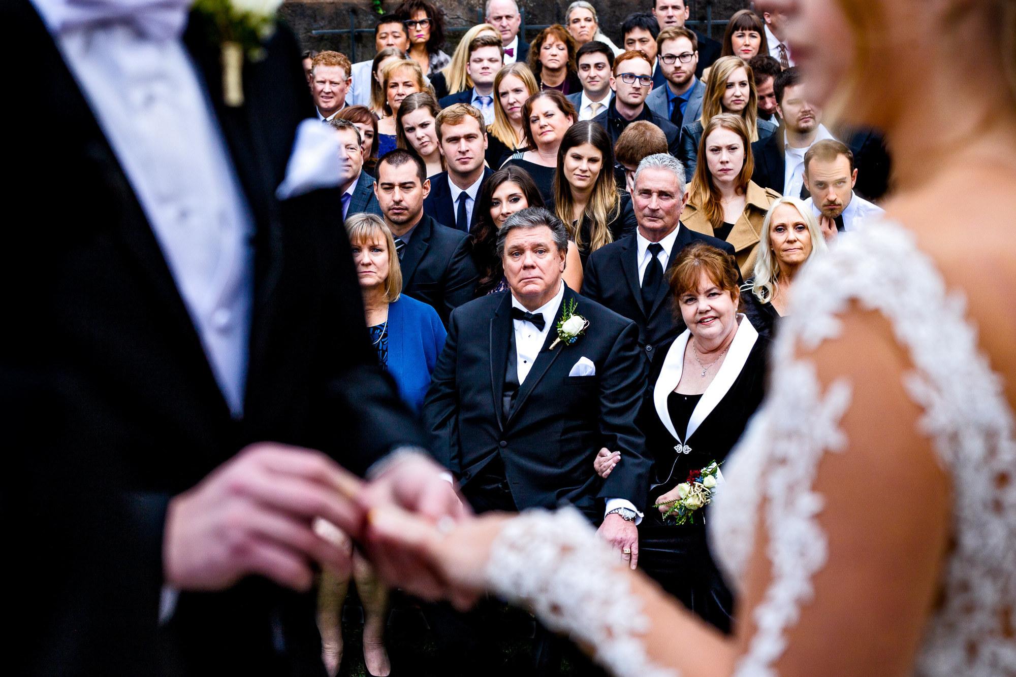 stricken-father-looks-on-during-ceremony-worlds-best-wedding-photographers-columbia-gorge-hotel-wedding-josstudios