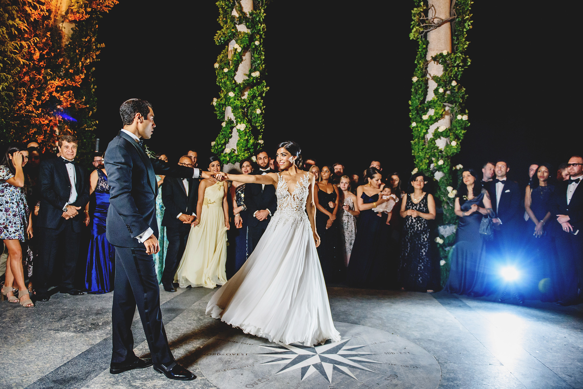 First dance photo by Ross Harvey