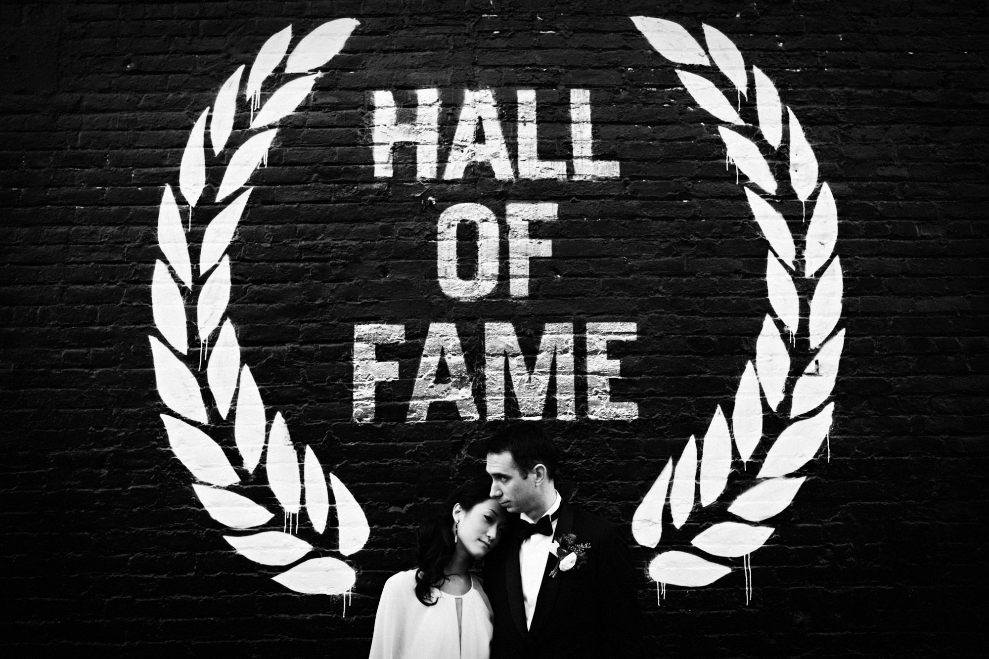 Hall of Fame portrait photo by Jenny Jimenez