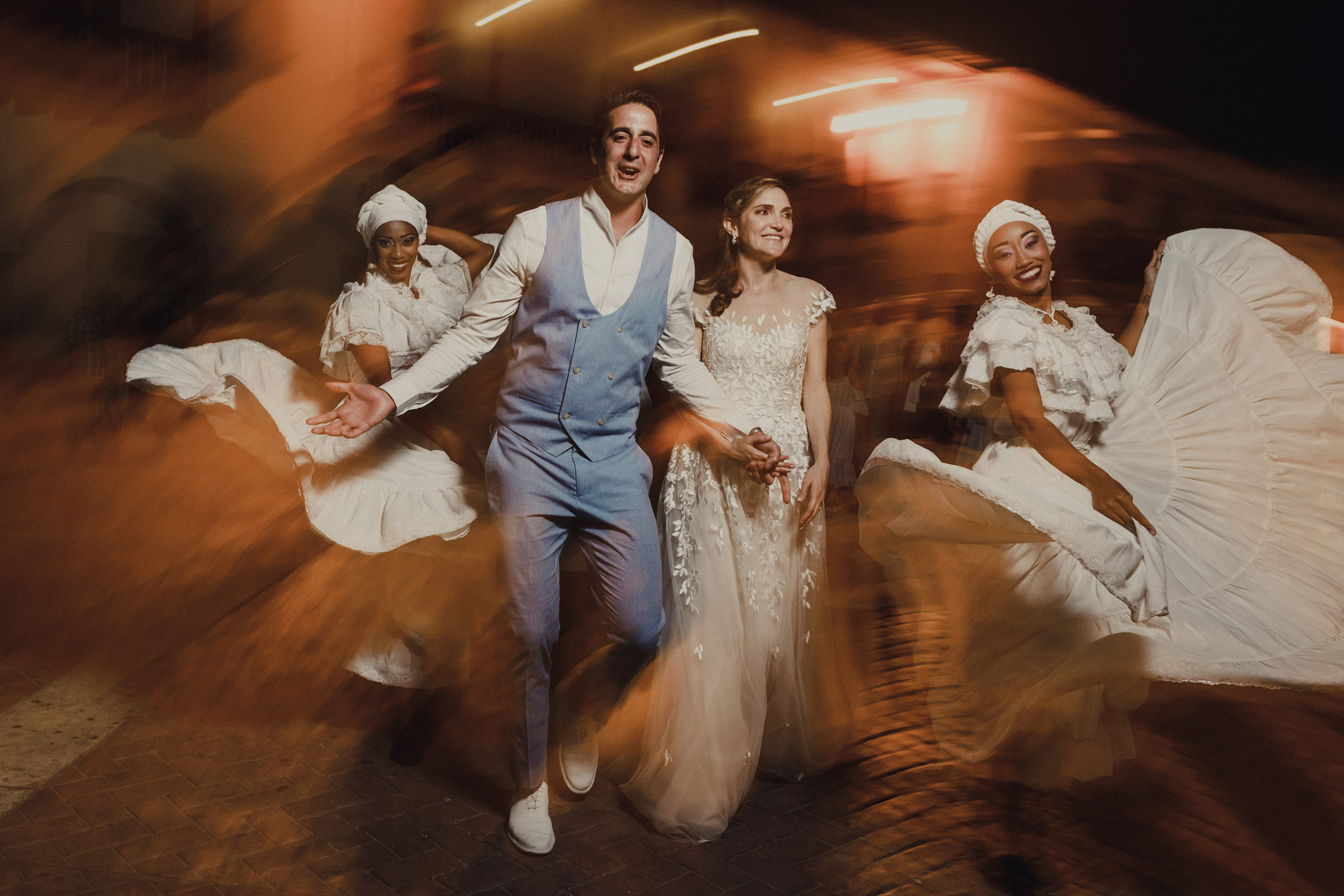 Radial blur dance photo - photo by El Marco Rojo