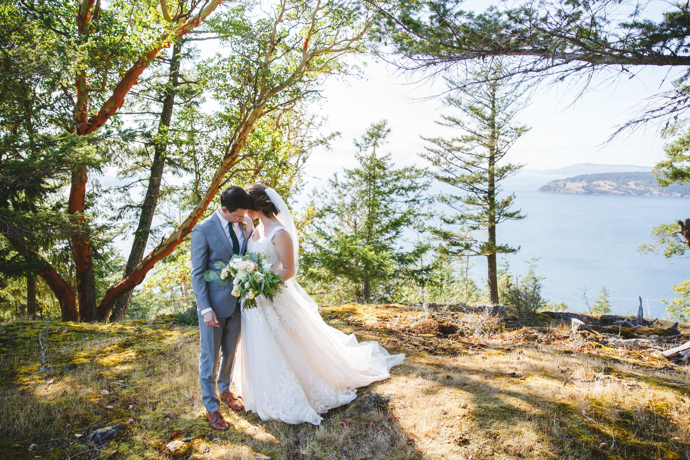 Island couple portrait - photo by Satya Curcio Photography