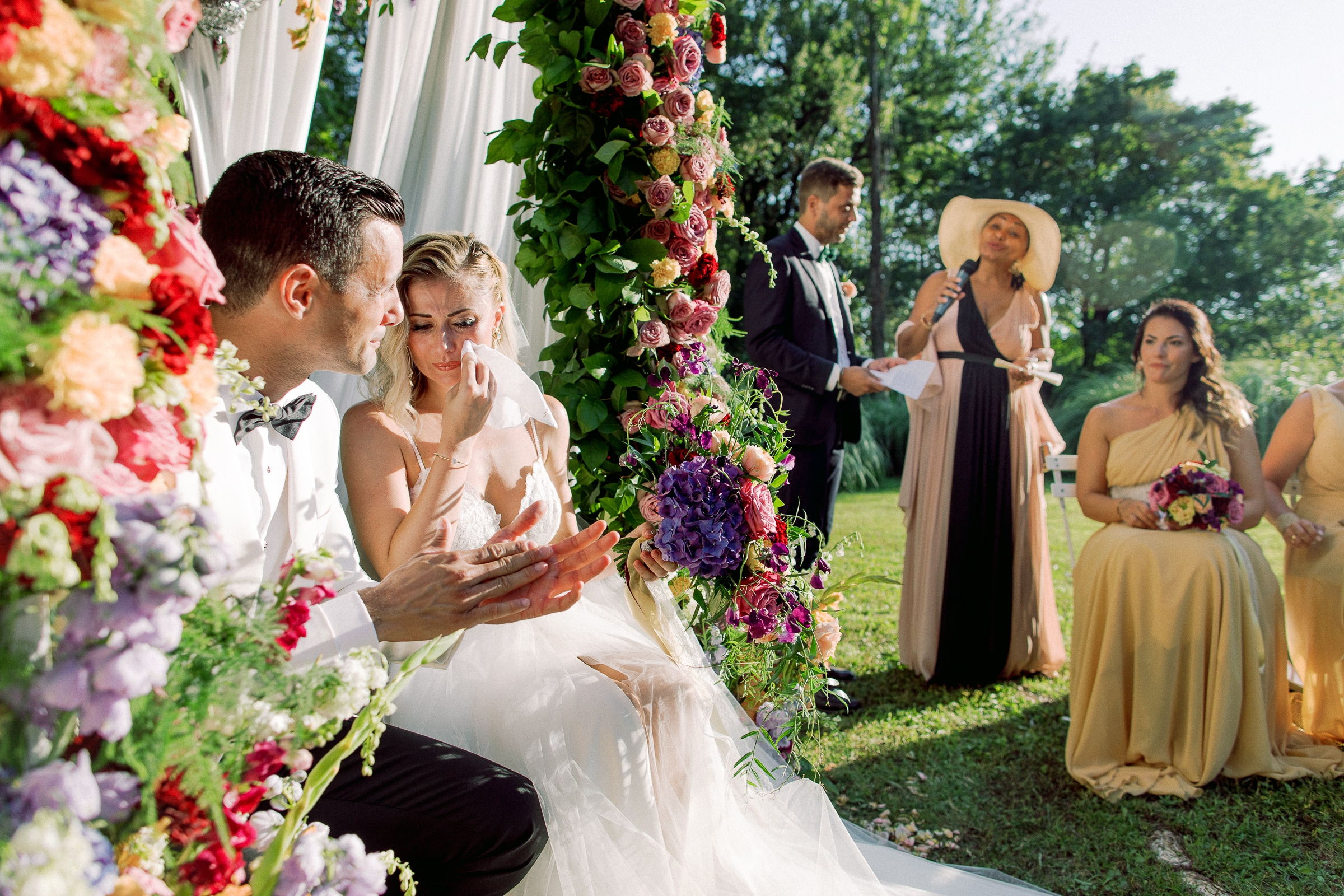 - photo by Sylvain Bouzat Wedding Photographer
