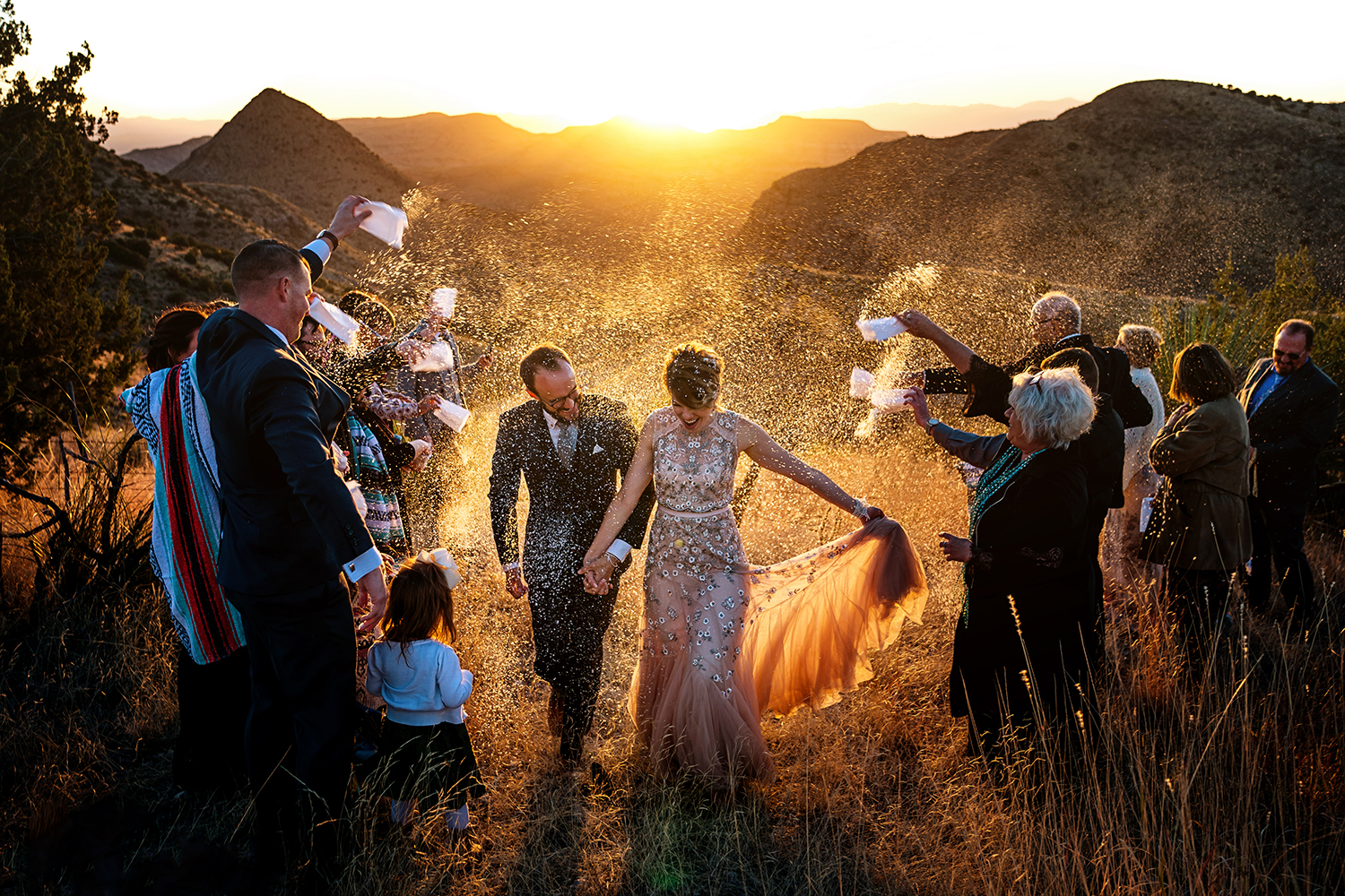 50 Best Documentary Wedding Photos of the Decade - photo by Davina + Daniel