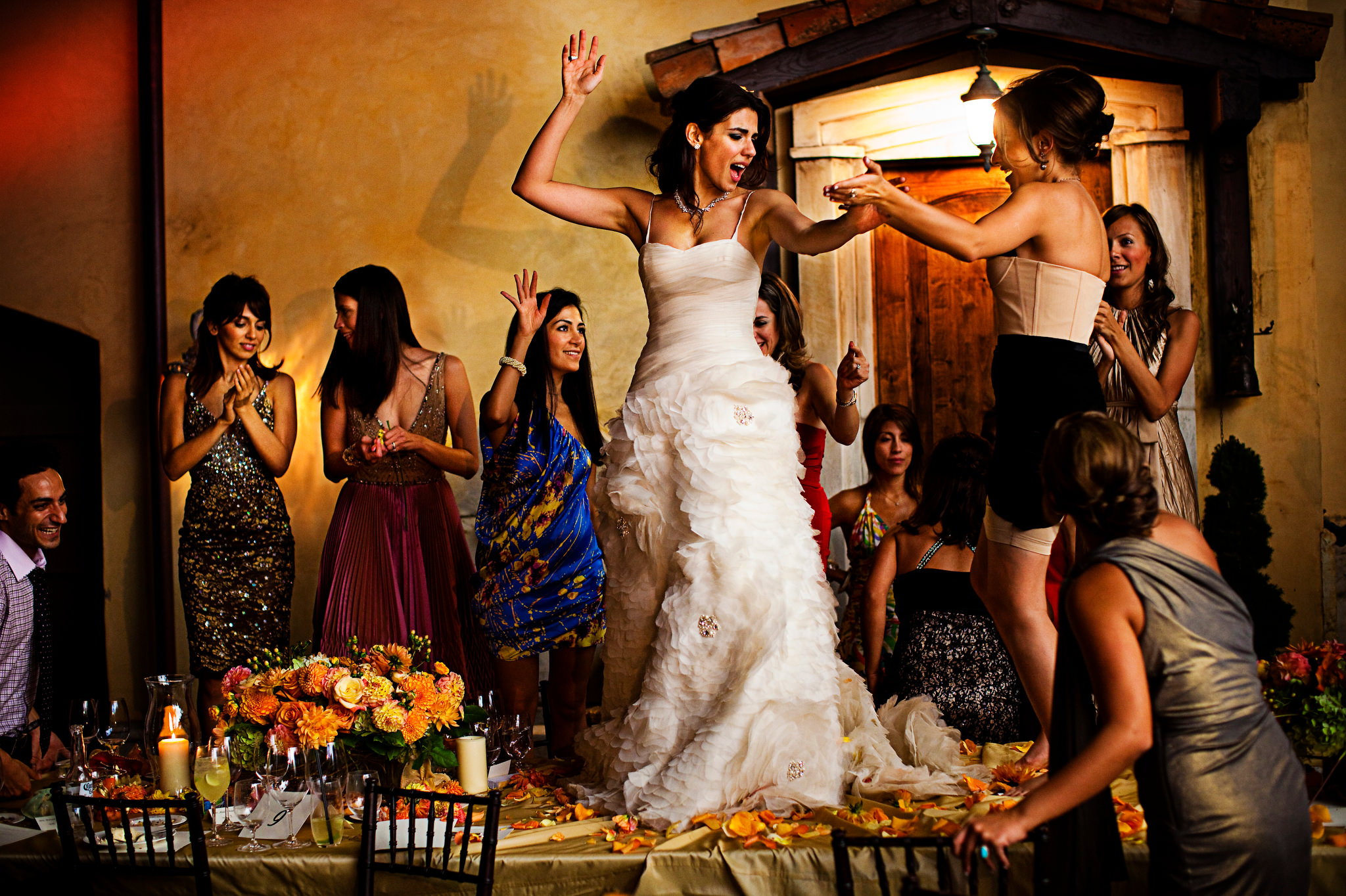 50 Best Documentary Wedding Photos of the Decade - photo by Chrisman Studios
