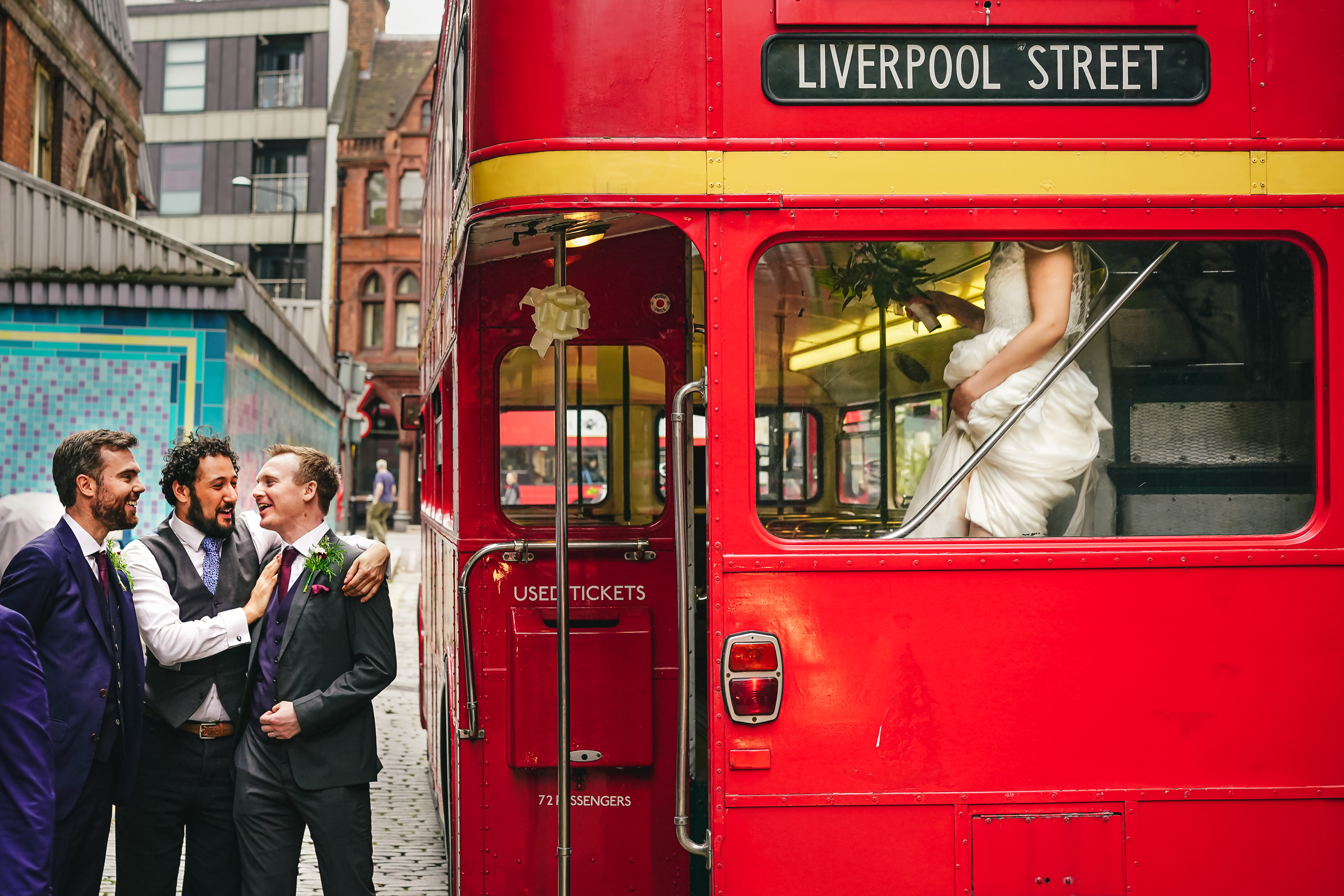 50 Best Documentary Wedding Photos of the Decade - photo by Andrew Billington Photography