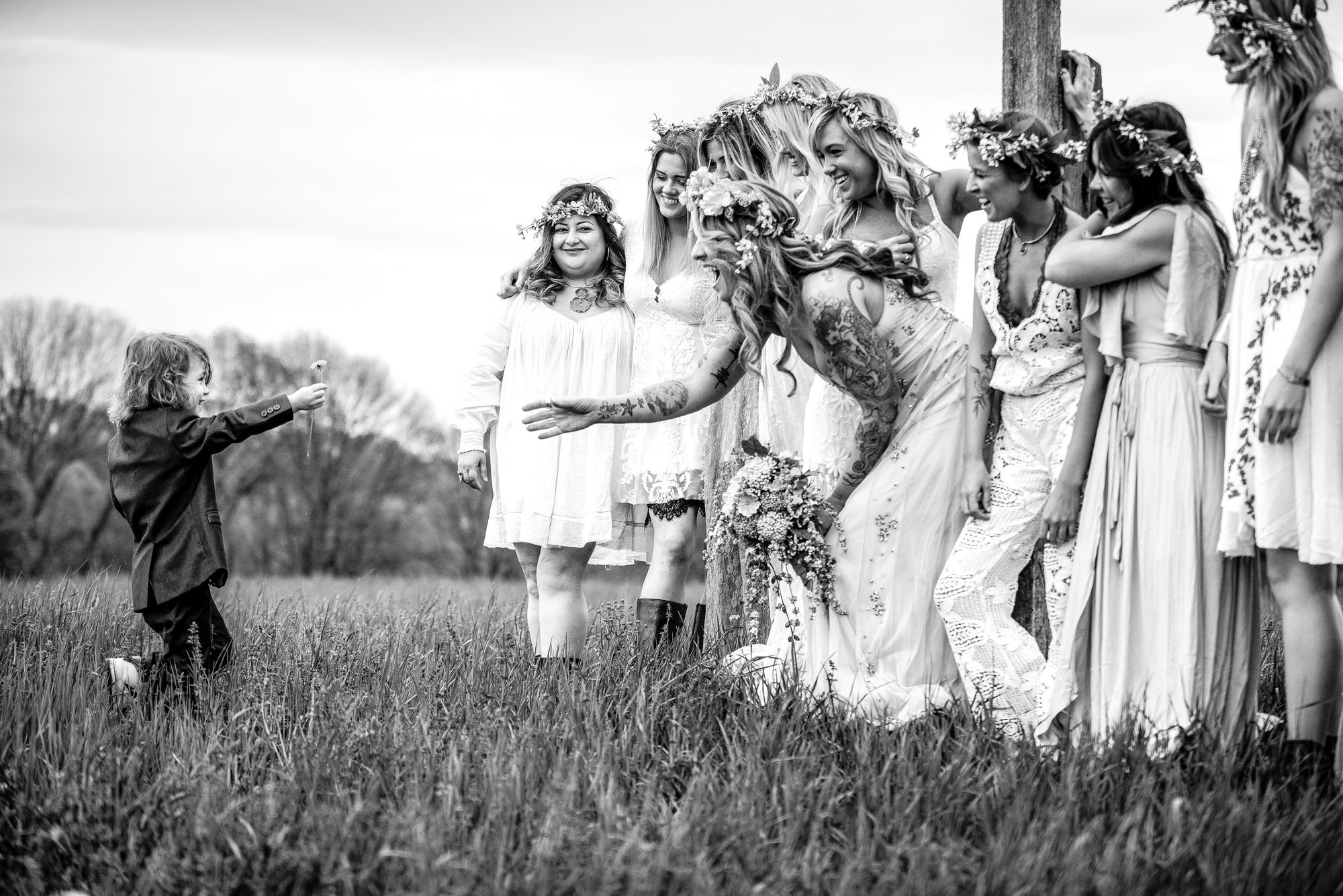 50 Best Documentary Wedding Photos of the Decade - photo by Adrienne Longo Photography