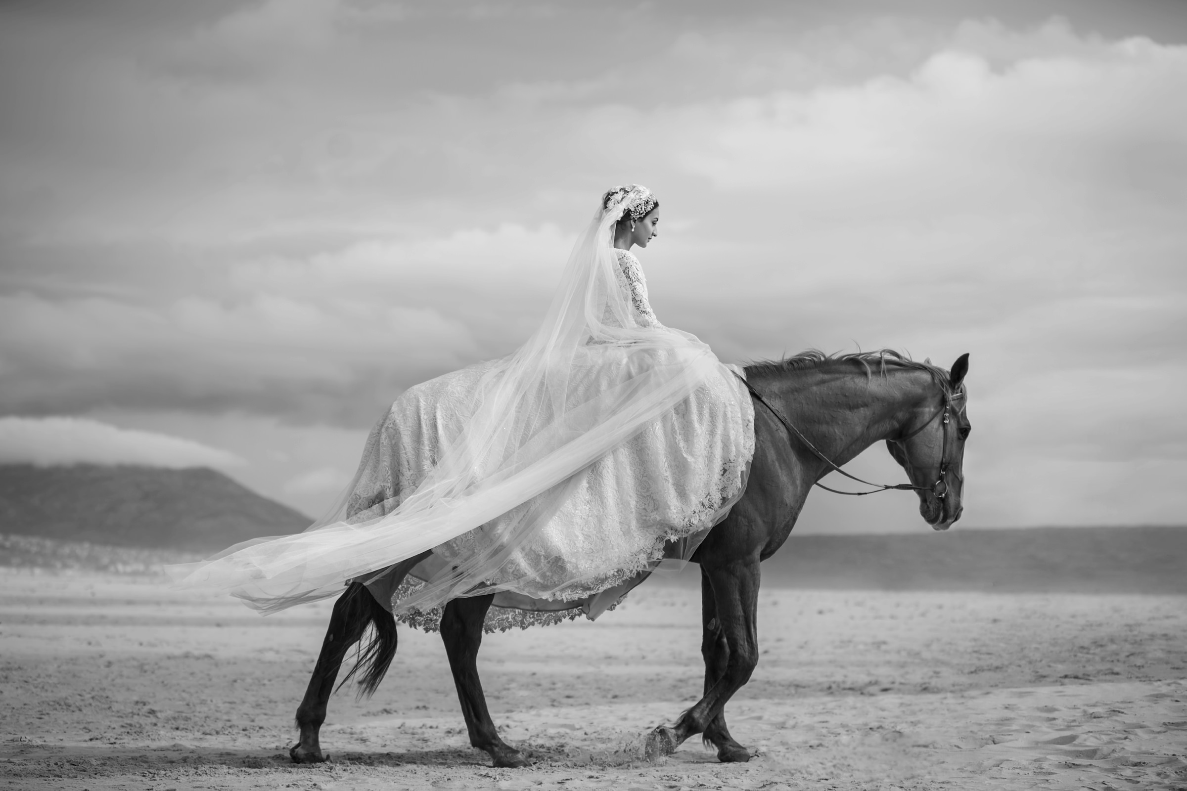 50 best wedding portraits of the decade - photo by Linda Vos