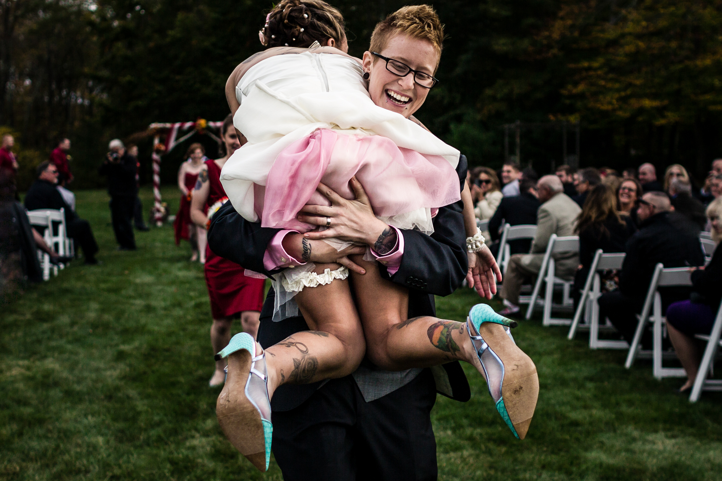 50 Best Documentary Wedding Photos of the Decade, photo by JAG Studios