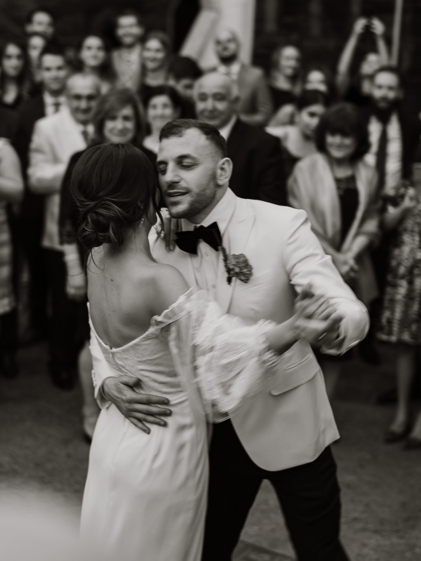 First dance - photo by Joel and Justyna