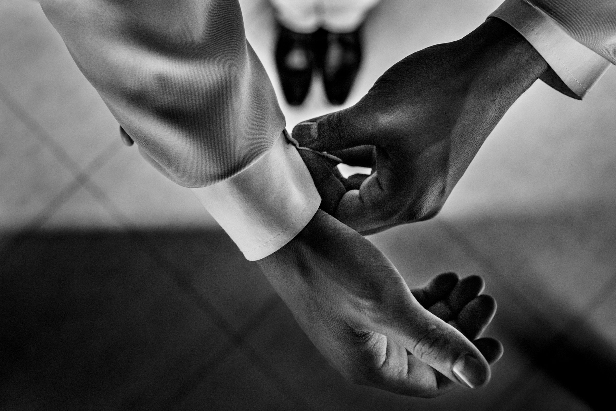 Cuffs just right - photo by Área da Fotografia