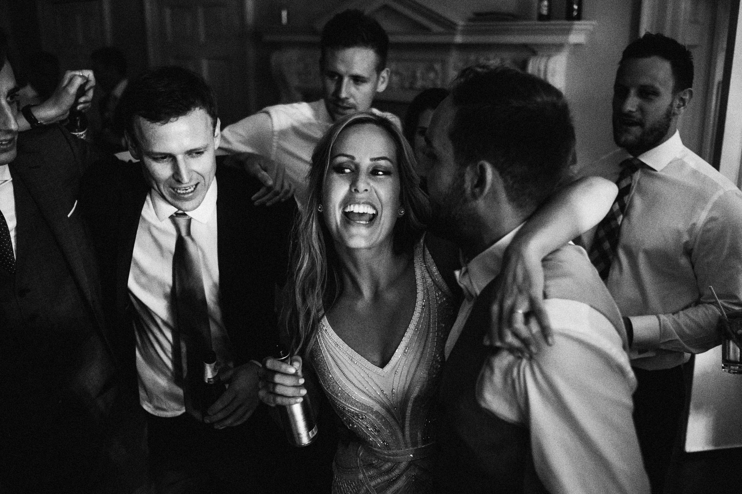 Morden Hall reception dancing - photo by York Place Studios