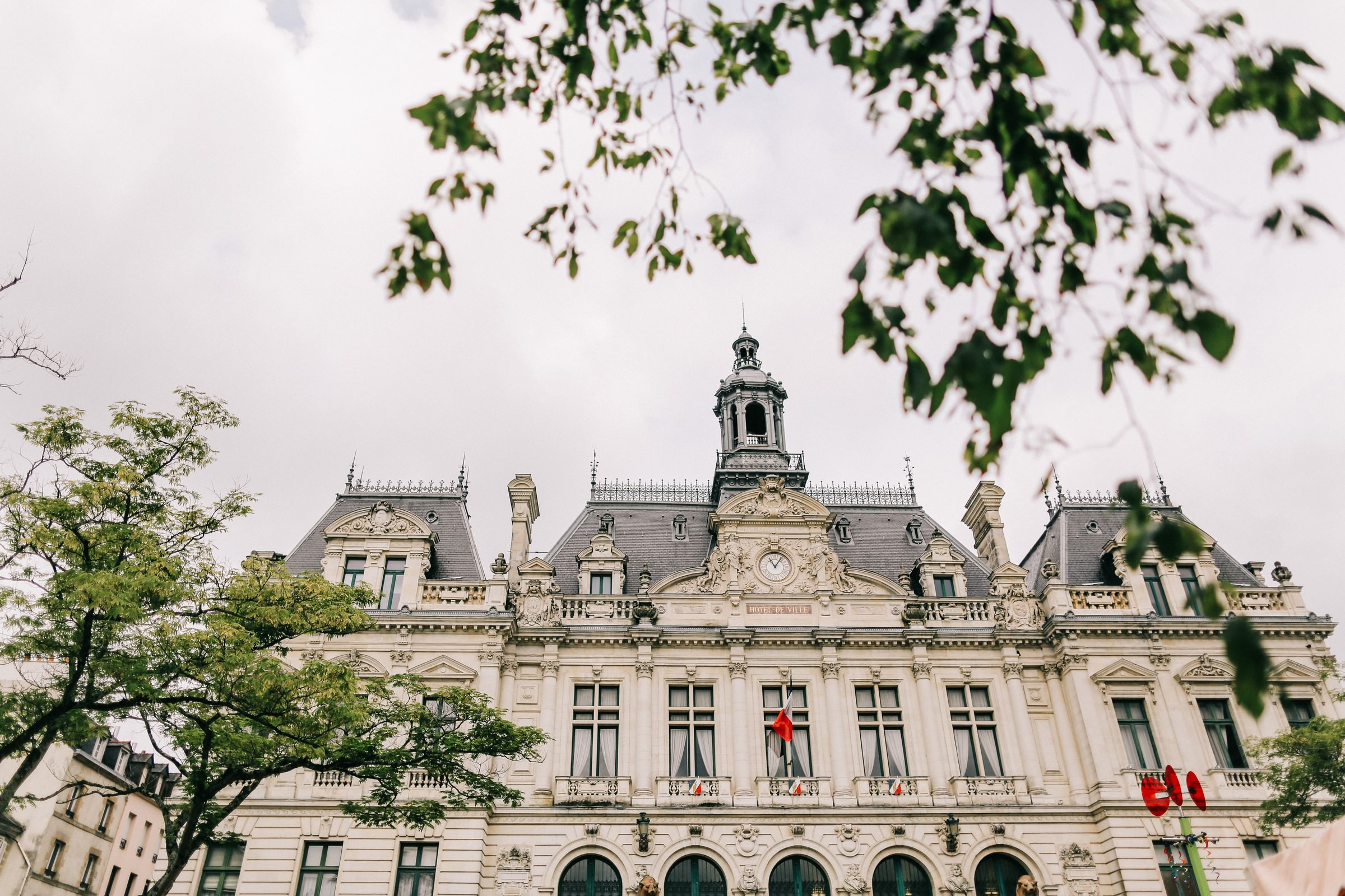 historic french venue- photo by Amandine Ropars, france