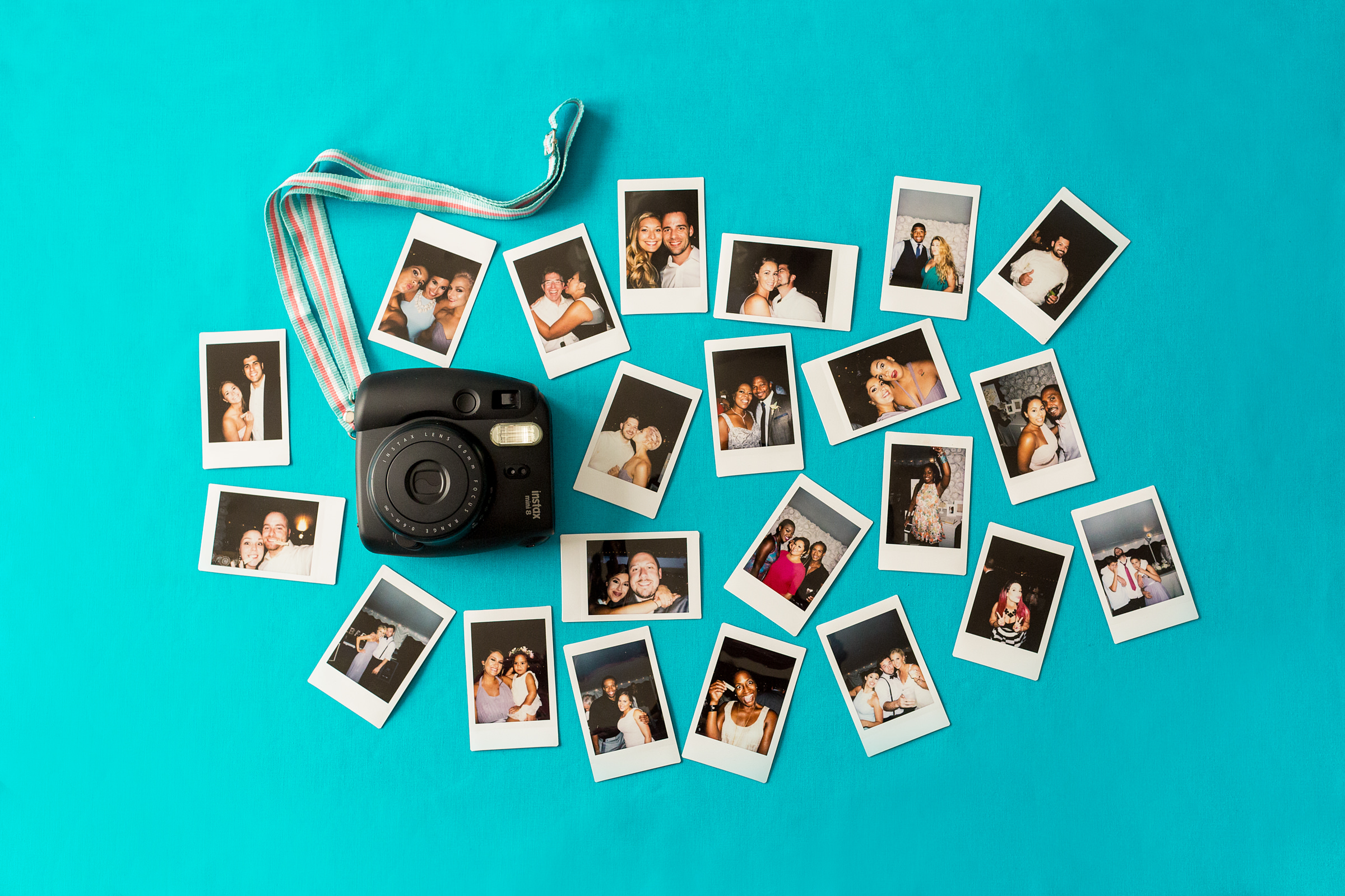 guest snapshots and camera - photo by Procopio Photography