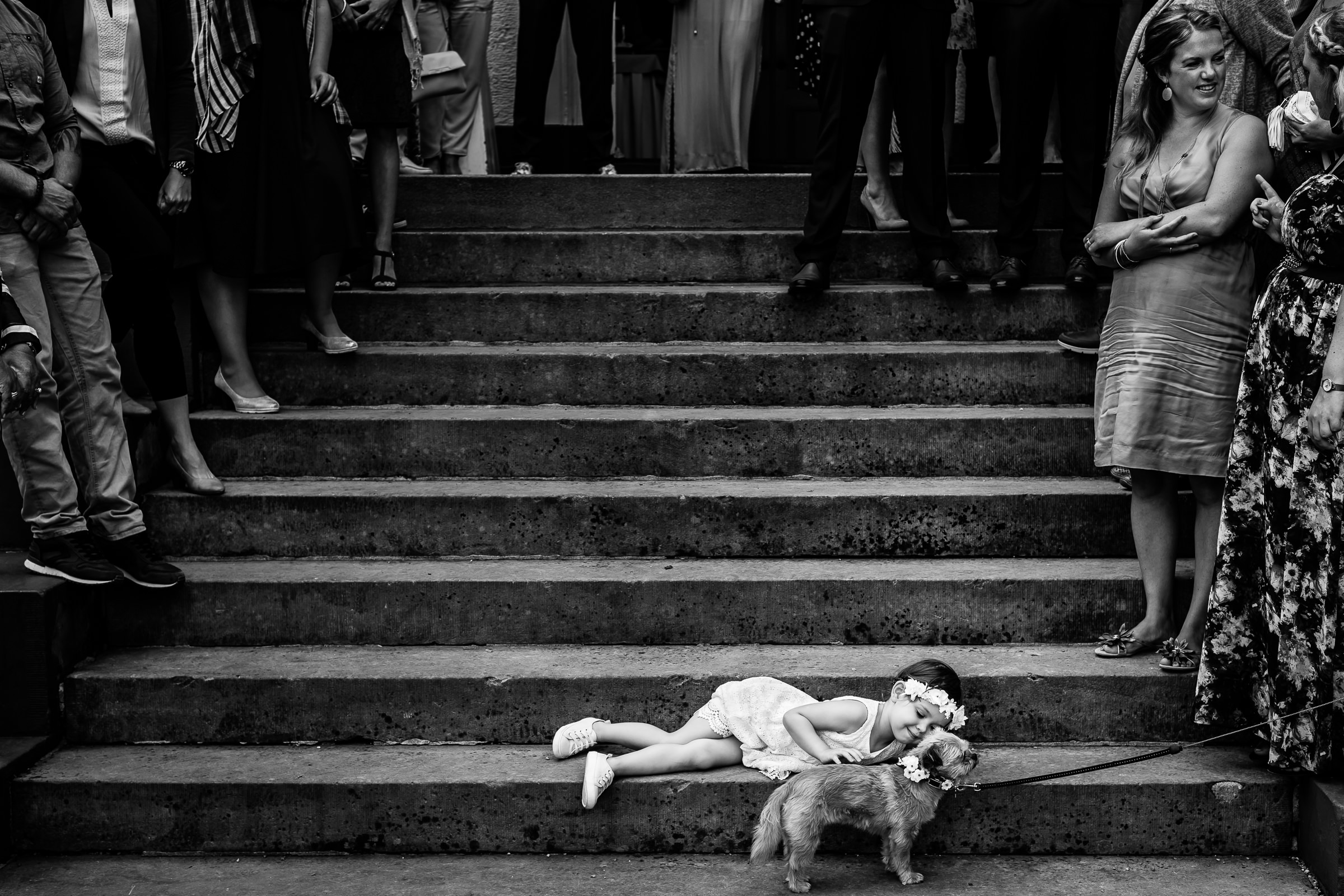 50 best documentary wedding photos of the decade - photo by Peter van der Lingen