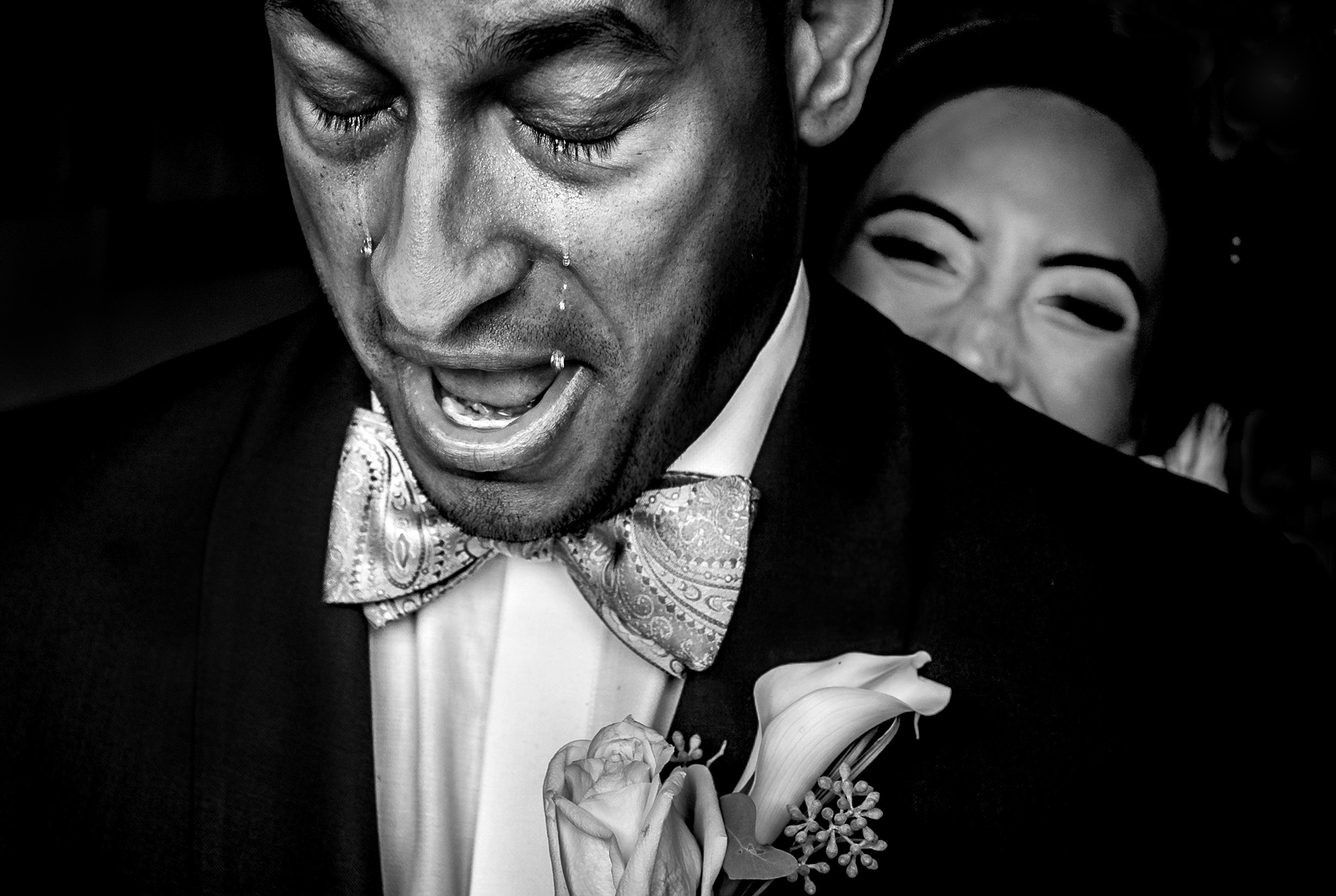 50 Best Documentary Wedding Photos of the Decade, photo by Matthew Sowa