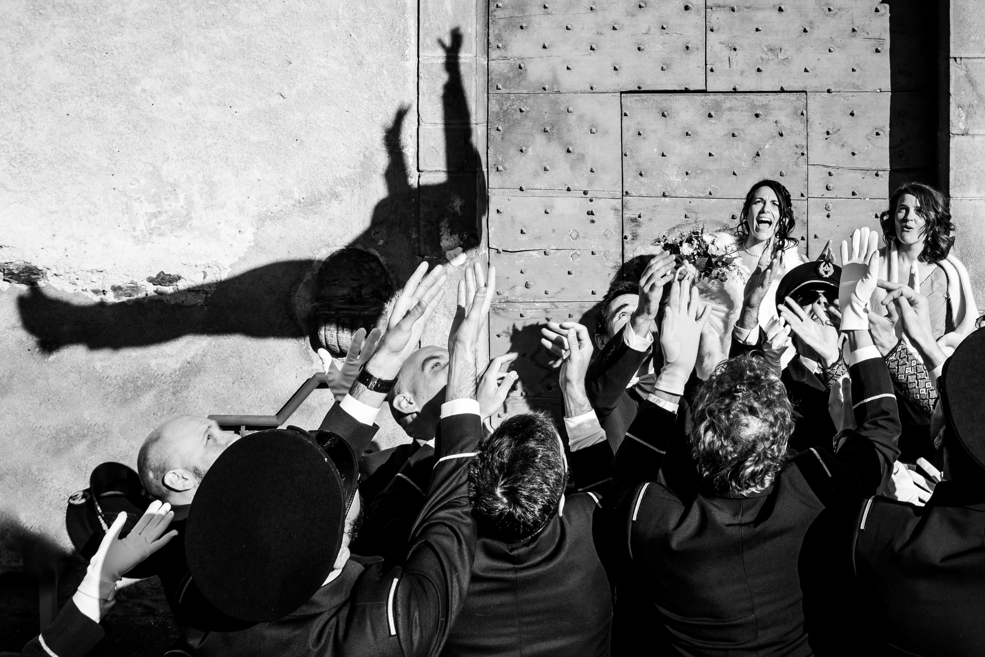 50 Best Documentary Wedding Photos of the Decade, photo by William Lambelet