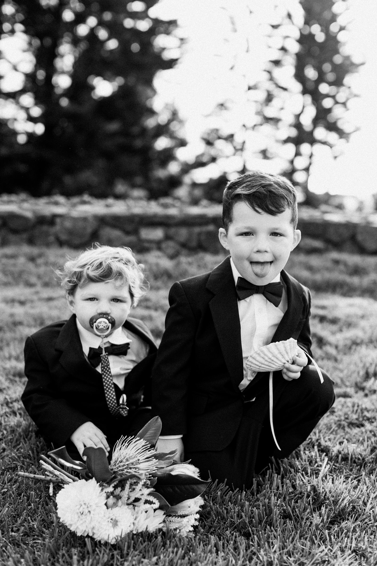 Cute kids portrait - photo by Melia Lucida