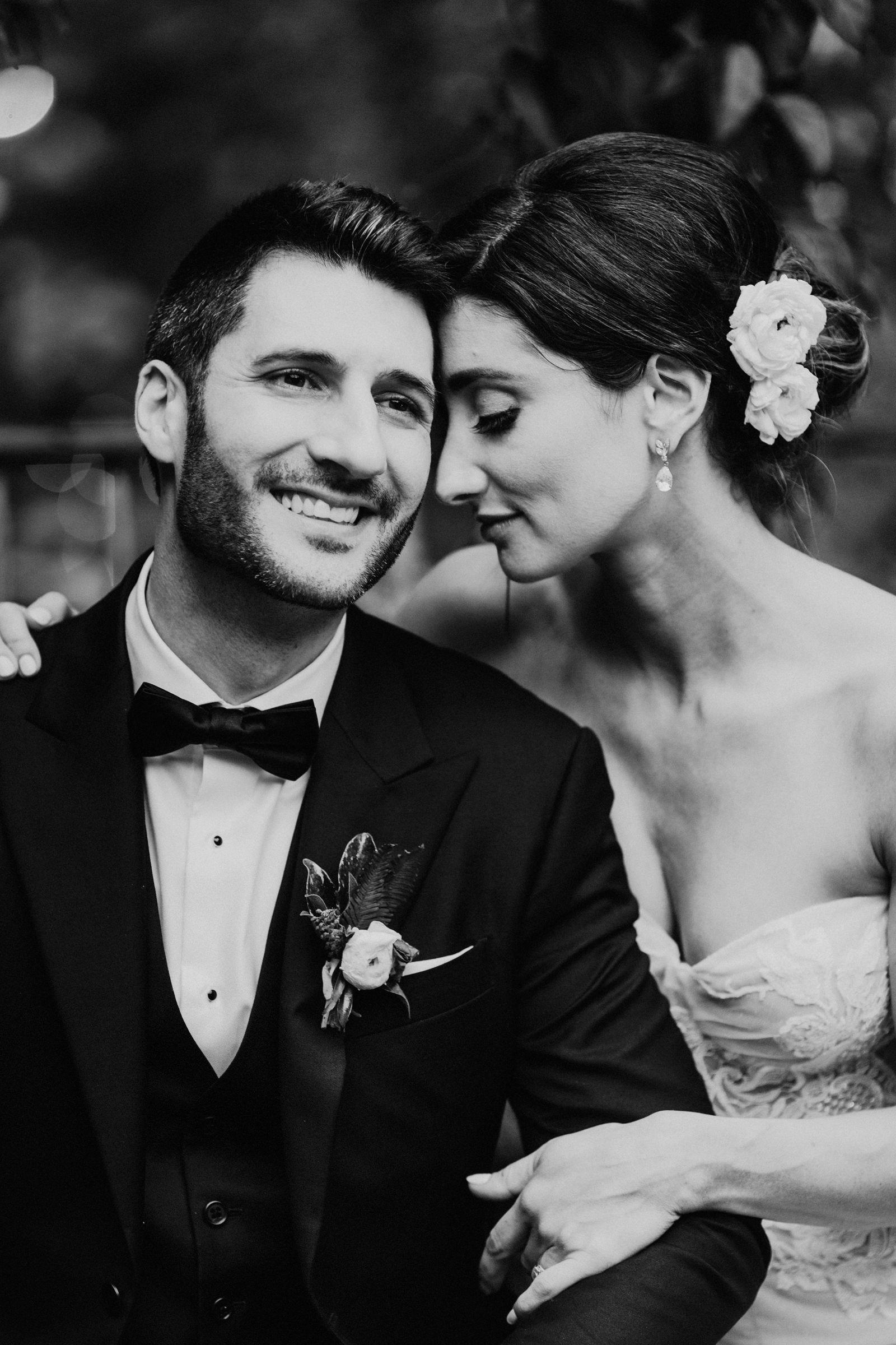 Intimate couple portrait haiku mill maui wedding - photo by Melia Lucida