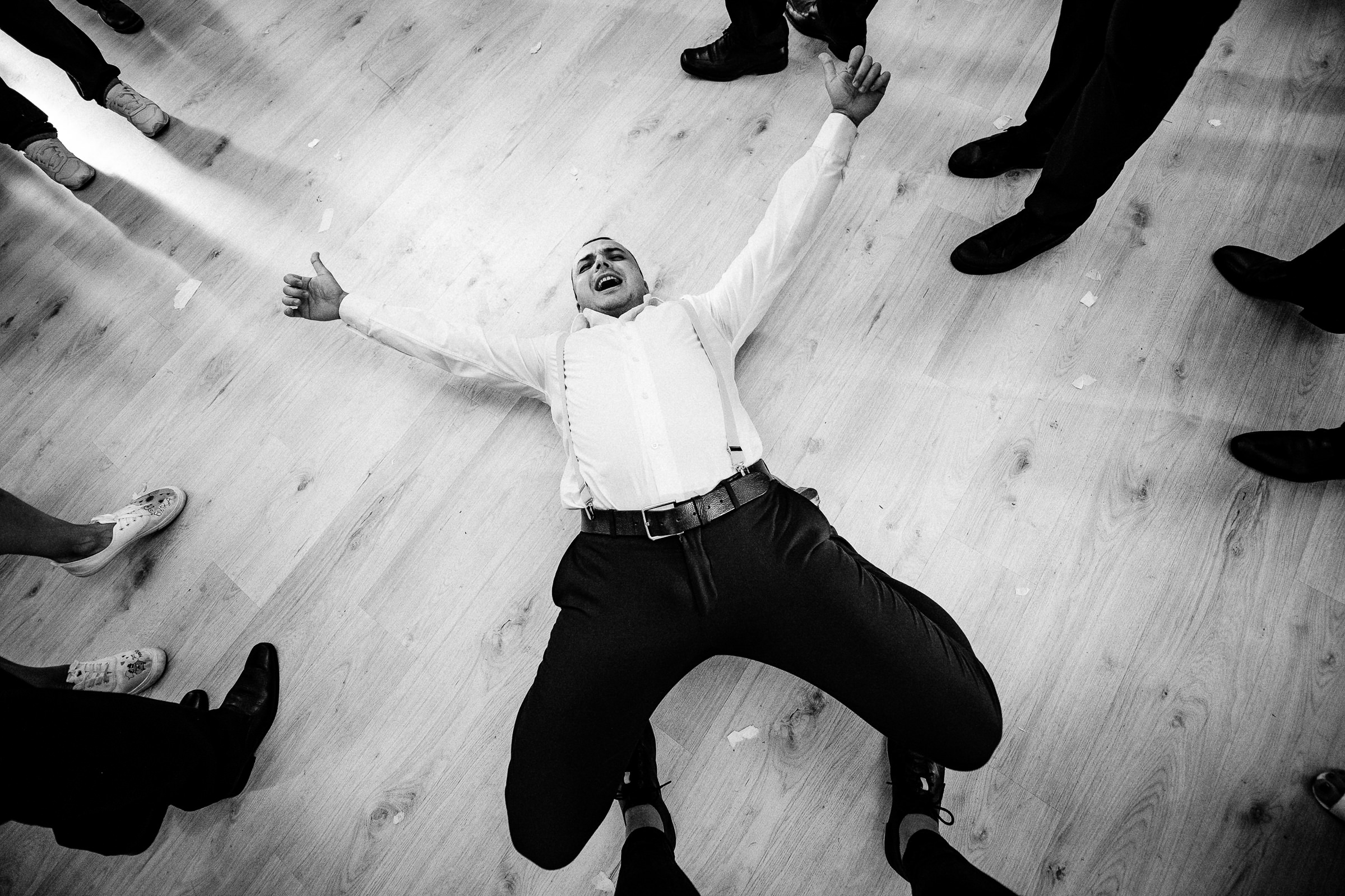 Ecstatic dancer - photo by Deliysky Studio